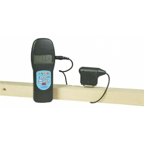 Nedvességmérő 2 - 1 ben építőanyagra