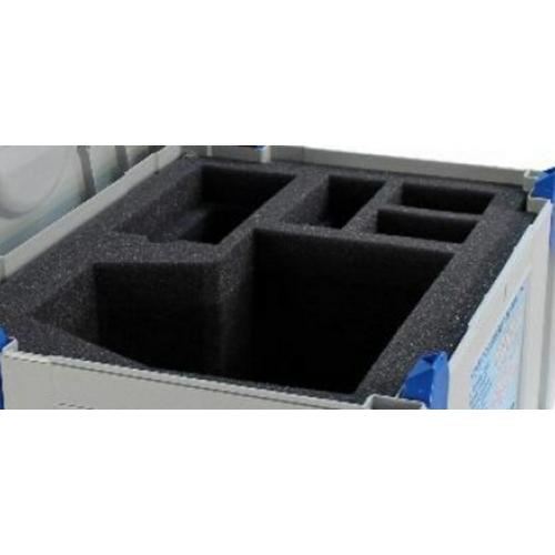 Szivacsbélés hedue Q2/S2/S3 forgólézerhez - Systainerhez