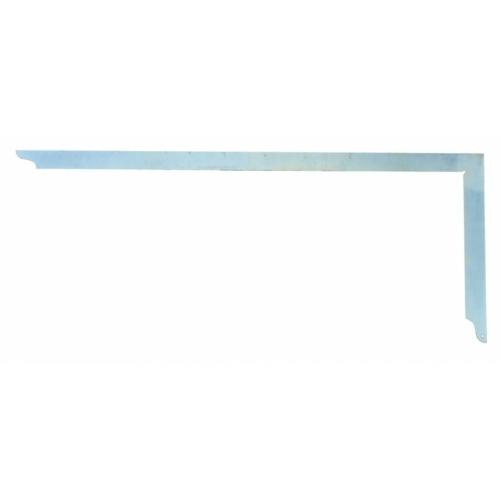 Ácsderékszög horganyzott - 600 x 280 mm, A típus