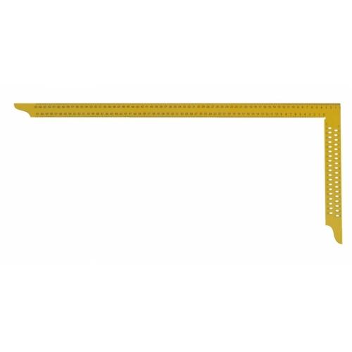 Ácsderékszög sárga - 700 x 300 mm, A típus