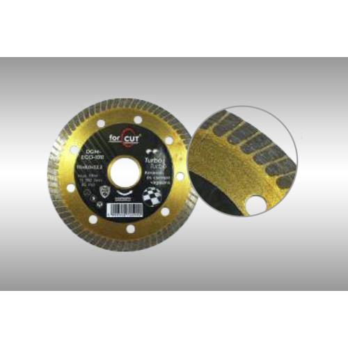 DGM-ECO extra vékony turbó gyémánttárcsa 125 x 8,0 x 22,2mm