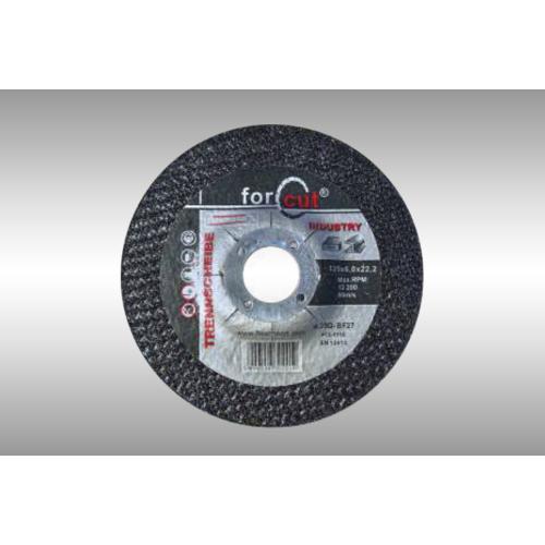 ForCut Industry vágó- és tisztítókorong 125 x 6,0 x 22,2mm