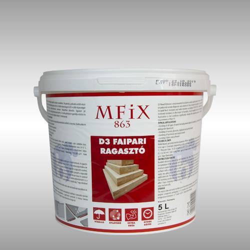 MFiX 863  D3 Faragasztó 5 Kg