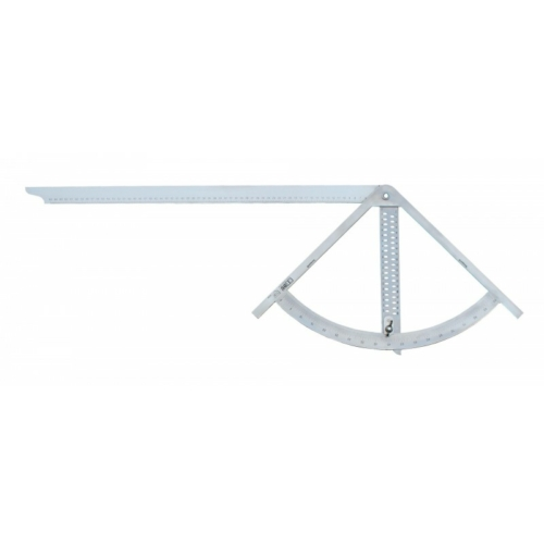 Alpha Mini ácsderékszög - 350 x 700 mm