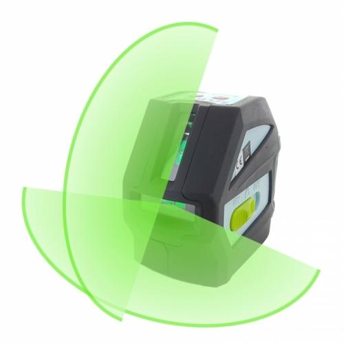 hedue L1G zöld kereszt vonallézer