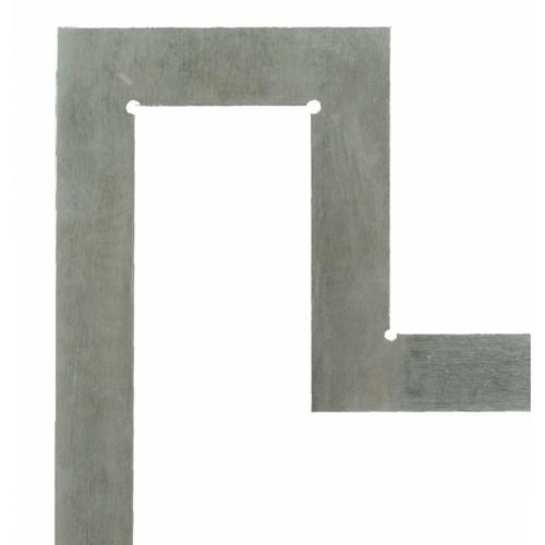 Karima derékszög - 500 x 500 mm; 125 x 70 mm