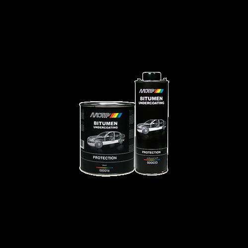Alvázvédő bitumenes Spray fekete 500ml