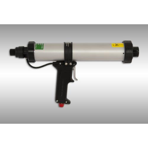 Pneumatikus Jetflow 600 ml sachet COX3 (univerzális) szórópisztoly