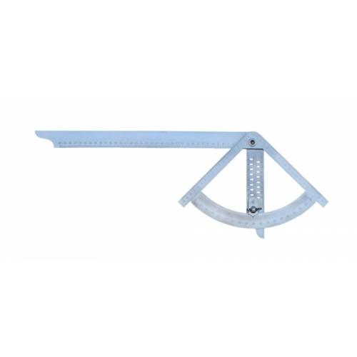 Alpha Mikro ácsderékszög - 210 x 450 mm