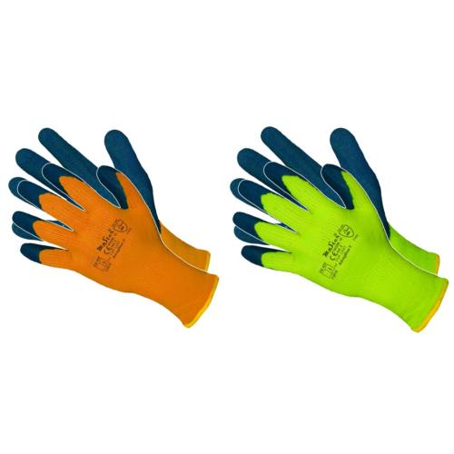 Téli/Bélelt tenyér és ujjvég mártott kesztyű - Wlatex